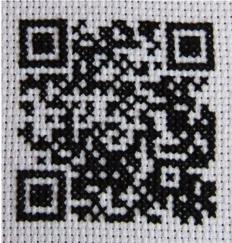 QR code - Flash code, Pichu71 - Copy