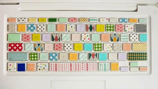 Washi keyboard