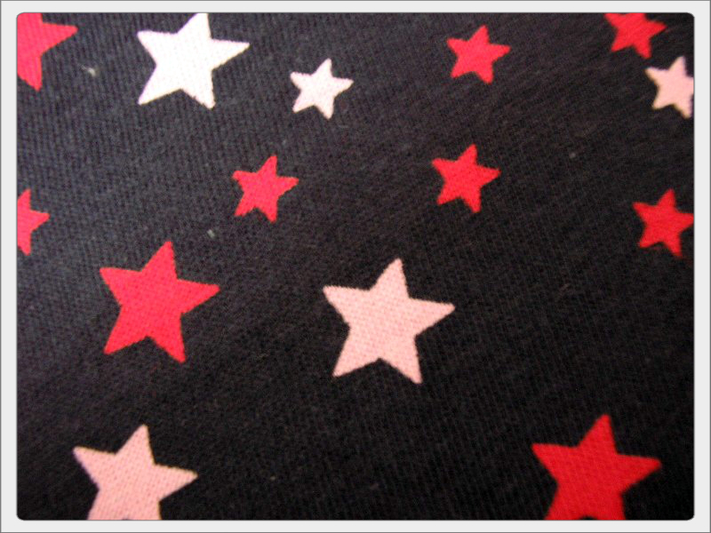 Stars framed